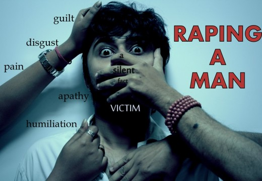 RAPING A MAN – A SILENT FACT