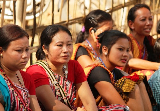 WOMEN IN NORTH-EAST INDIA : A SANGUINE DISCOVERY