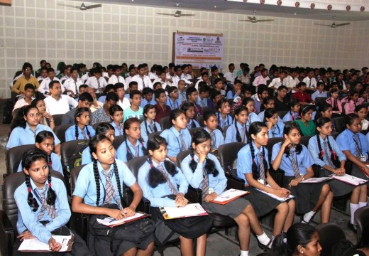 Career Yatra 2015' draws enthusiastic audience in Guwahati