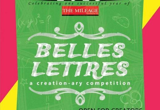 ENKINDLE 2015: BELLES LETTRES