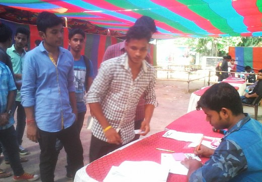 NSUI ELECTIONS
