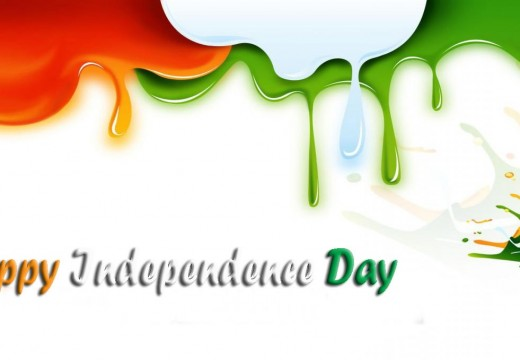 INDIA'S 69th INDEPENDENCE DAY