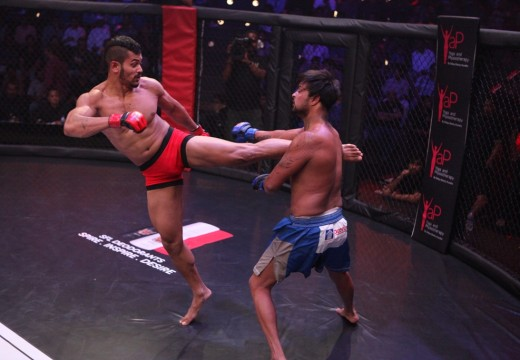 THE SUPER FIGHTER BHABAJEET CHOUDHURY