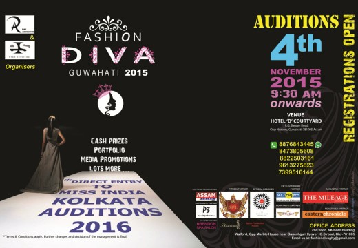 Fashion Diva Guwahati, 2015