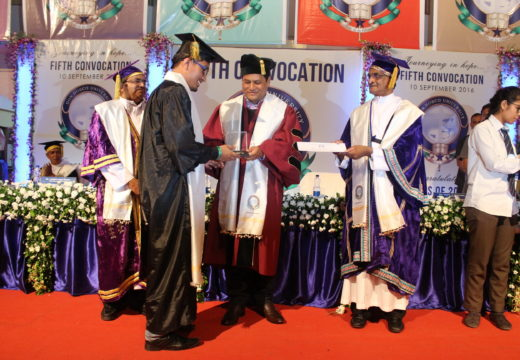 ADBU Hosts its Fifth Convocation