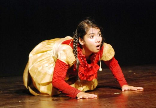 Kismat Bano's 'Helen' enthrals theatre lovers of Guwahati