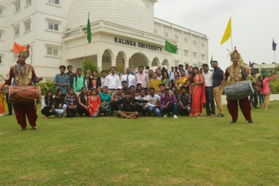 Kalinga University opens new vistas to its students